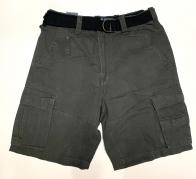 Мужские шорты зачетные с накладными карманами