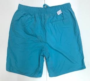 Мужские стильные шорты голубого цвета