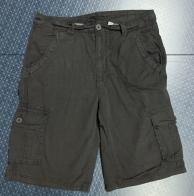 Мужские темные шорты карго от DENIM HOUSE