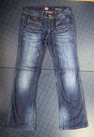 Женские топовые джинсы