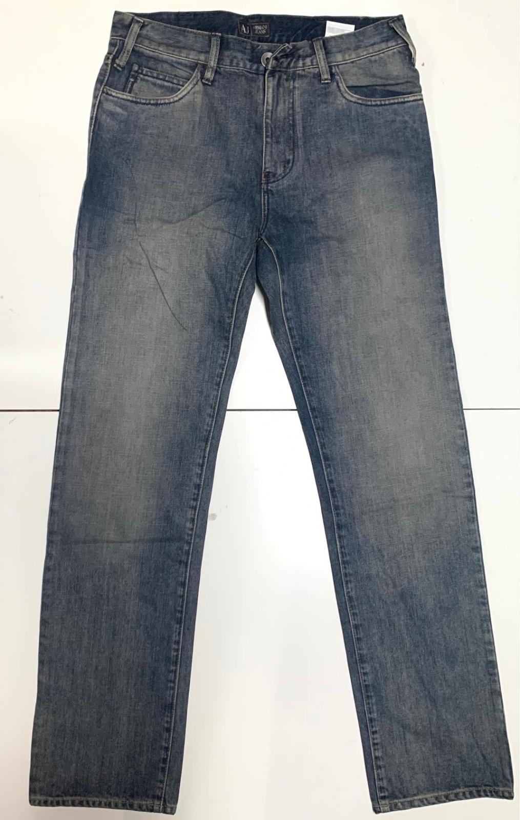 Мужские топовые джинсы темные