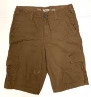 Мужские топовые шорты с накладными карманами