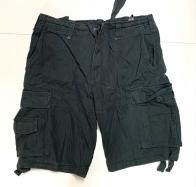 Мужские зачетные шорты с накладными карманами
