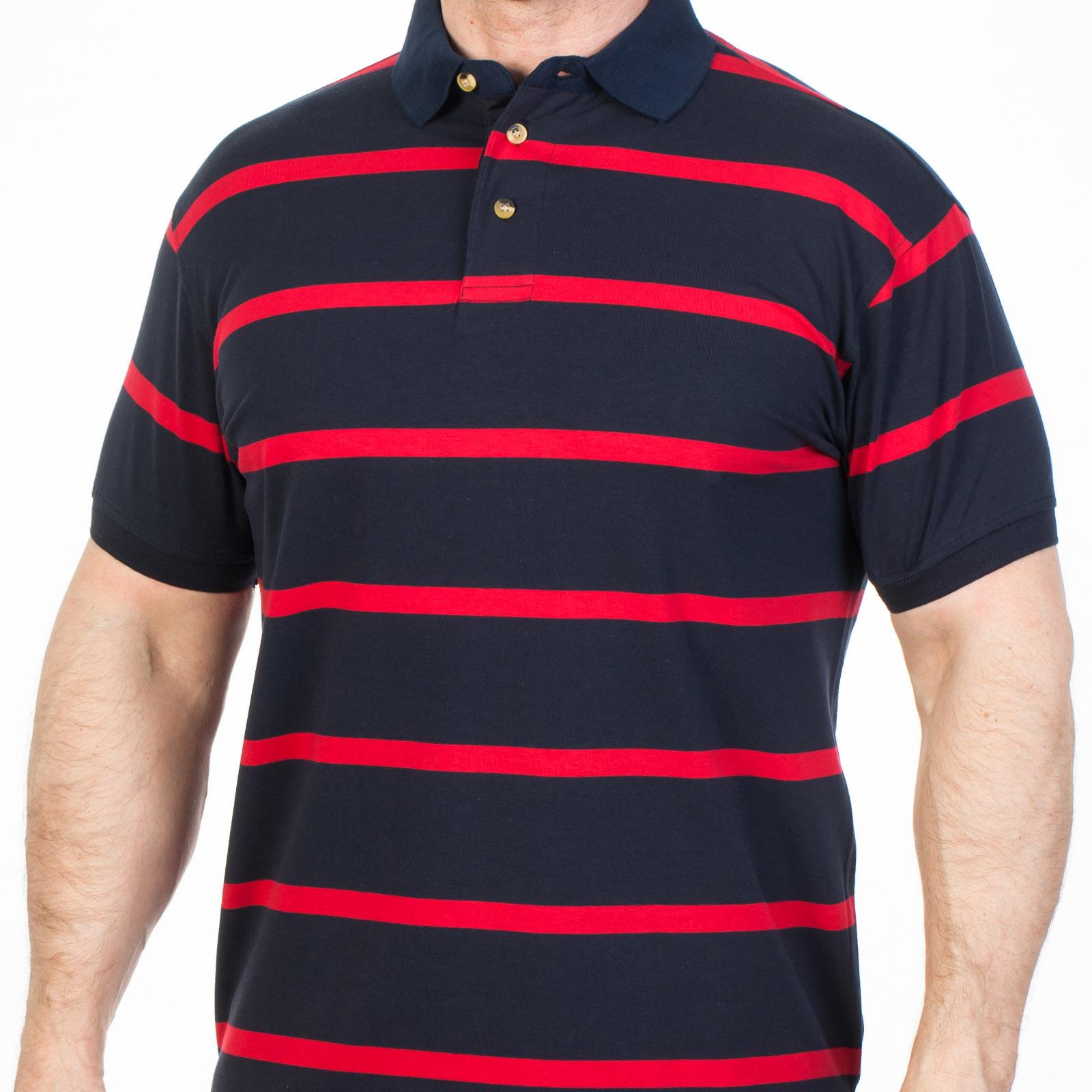 Яркие футболки поло для мужчин