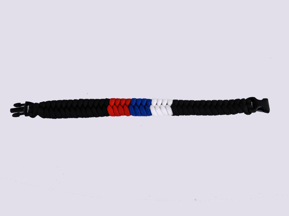 Купить мужской браслет из шнура