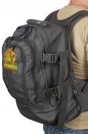 Мужской черный рюкзак Погранвойск