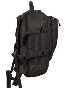 Мужской черный рюкзак Погранвойск - заказать оптом