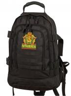 Мужской черный рюкзак Погранвойск - заказать с доставкой