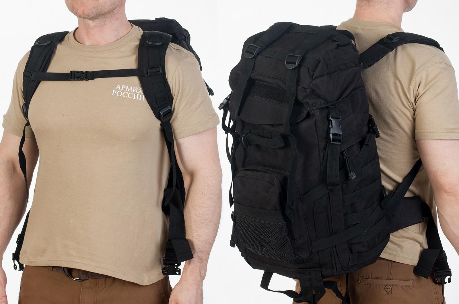 Заказать мужской дорожный рюкзак