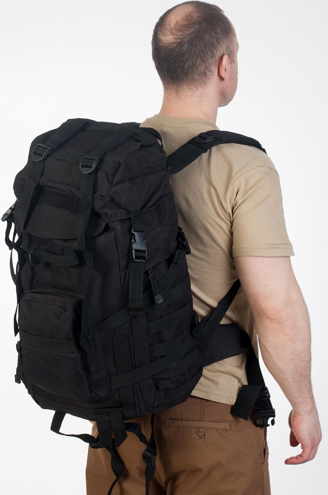 Мужской дорожный рюкзак