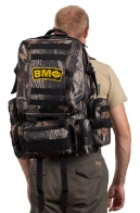 Мужской камуфляжный милитари рюкзак ВМФ от US Assault - купить оптом