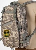 Мужской камуфляжный рюкзак с нашивкой Танковые Войска