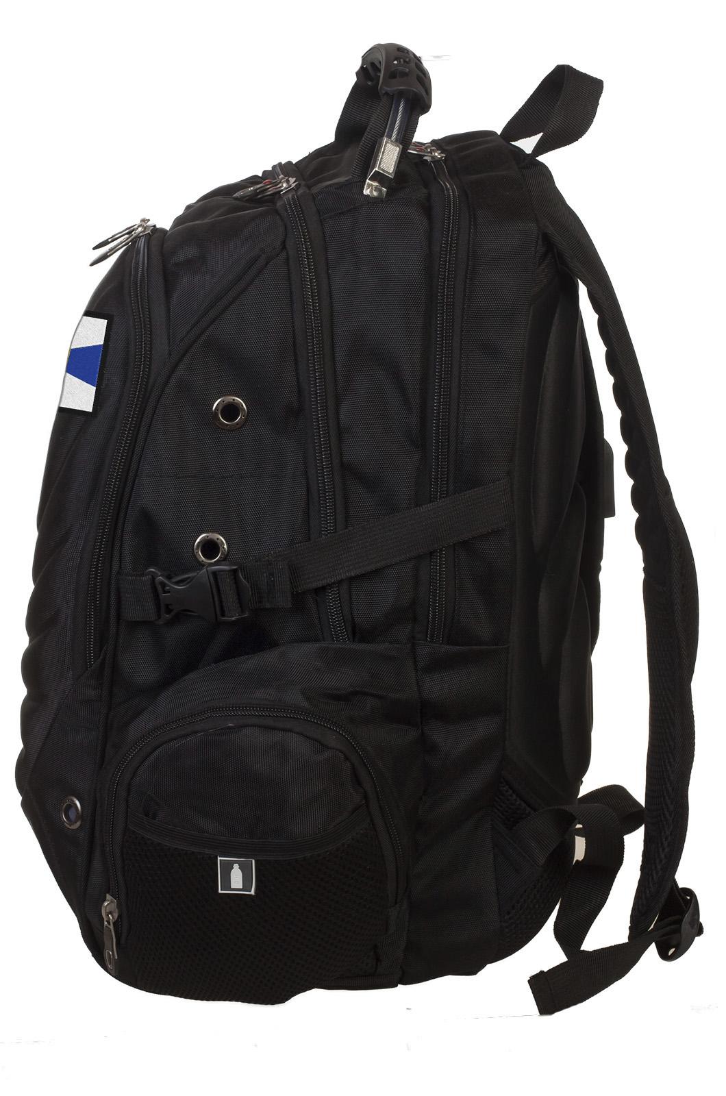 Мужской оригинальный рюкзак с нашивкой ФСО - купить с доставкой