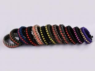 Мужские плетёные браслеты с доставкой