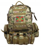 Мужской походный рюкзак с нашивкой Погранвойска