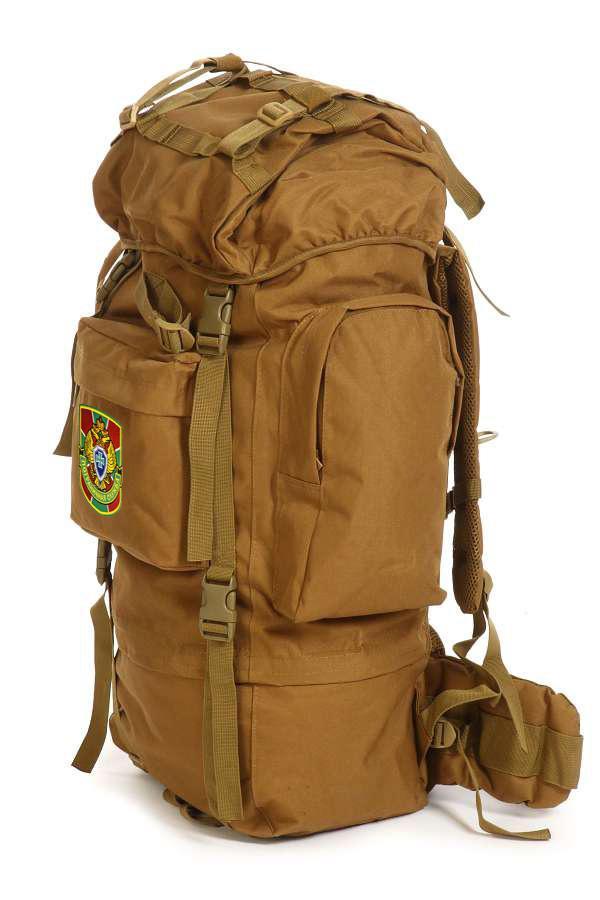 Мужской походный рюкзак с нашивкой ПС - купить в розницу