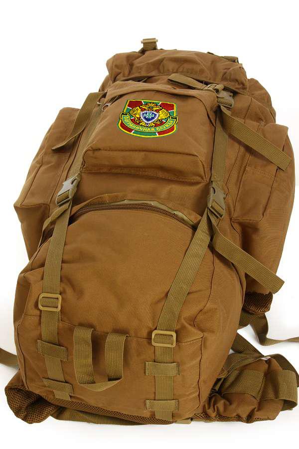 Мужской походный рюкзак с нашивкой ПС - заказать в розницу