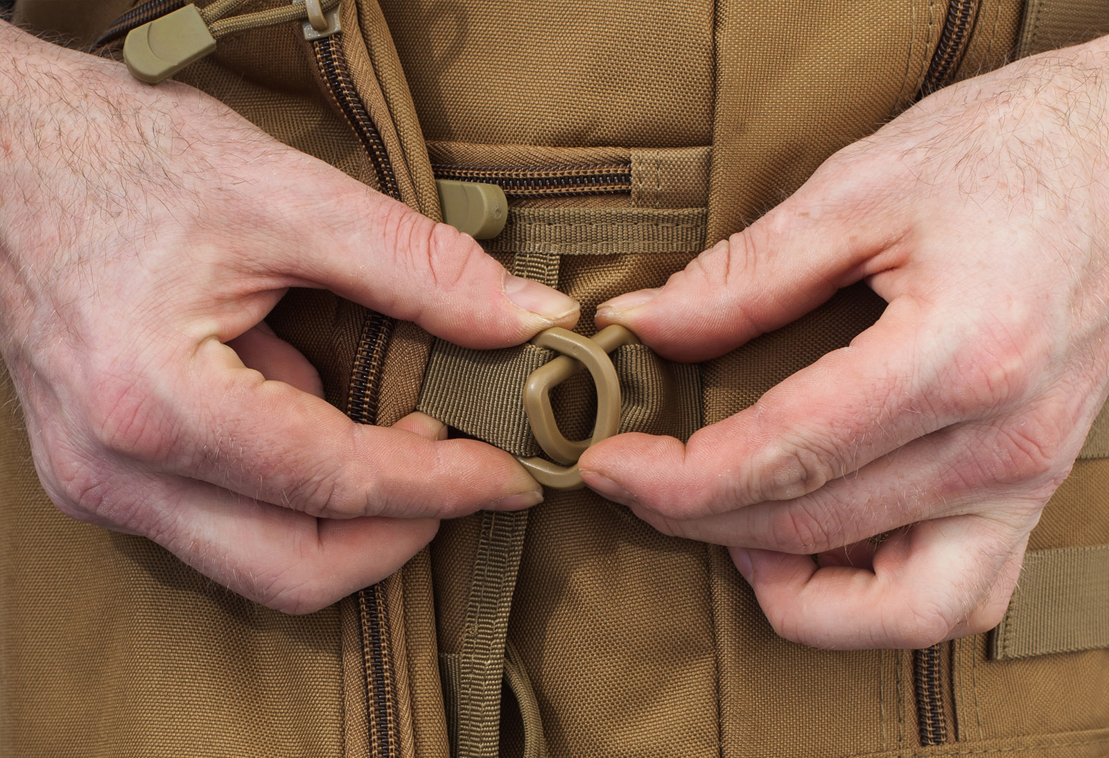 Мужской практичный рюкзак с нашивкой Охотничий Спецназ - купить  онлайн