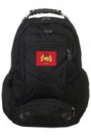 Мужской практичный рюкзак с нашивкой Спецназ