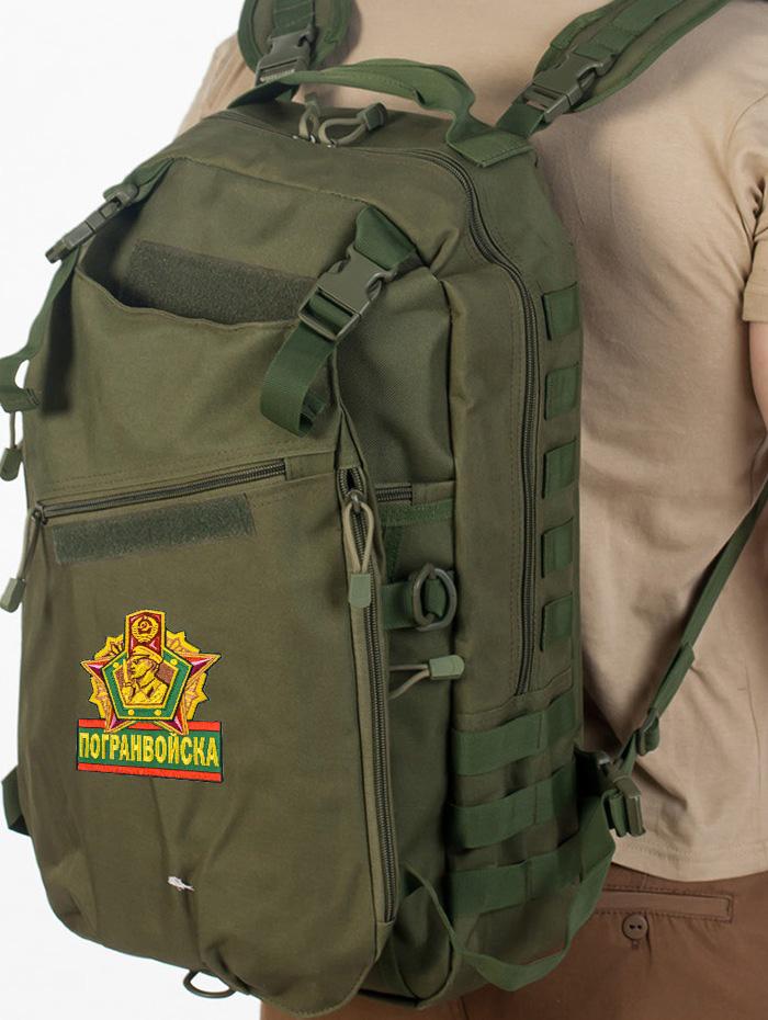 Мужской рейдовый рюкзак Погранвойск - купить оптом