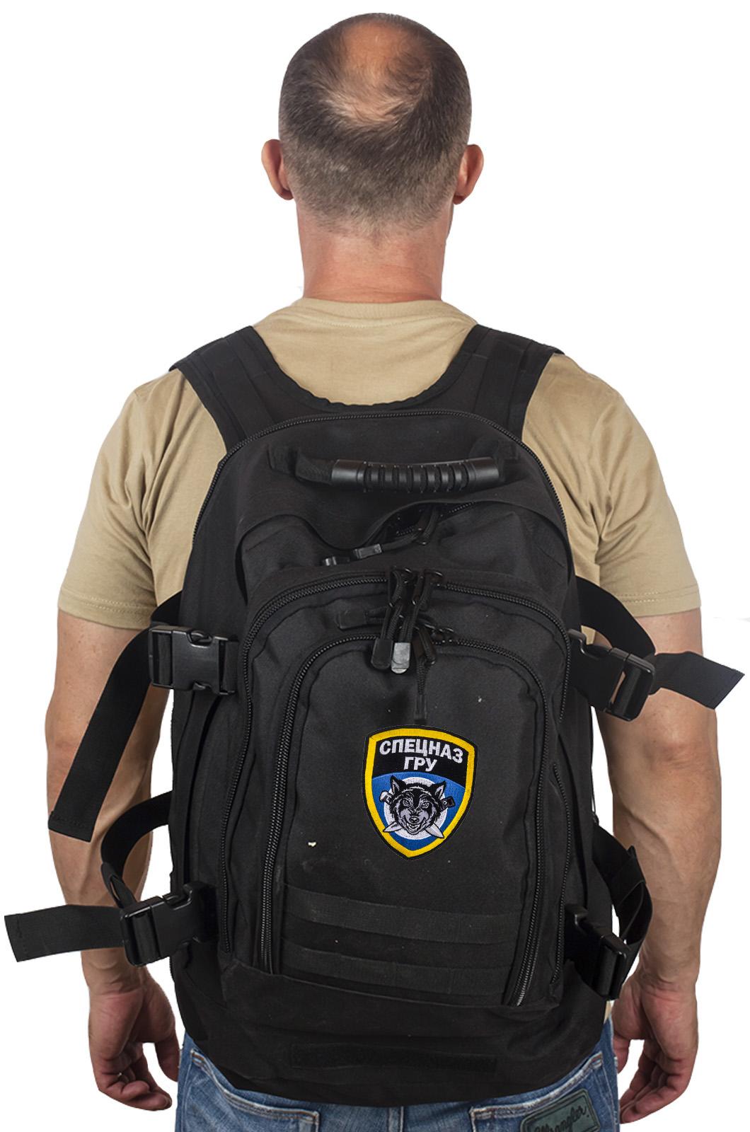 Трехдневный мужской рюкзак СПЕЦНАЗ ГРУ