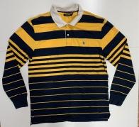 Мужской стильный свитер-поло от NAUTICA