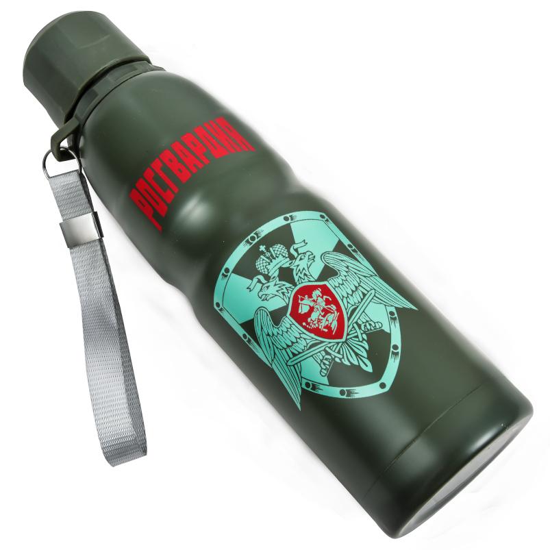 Красивые и стильные термосы с принтом гвардии России