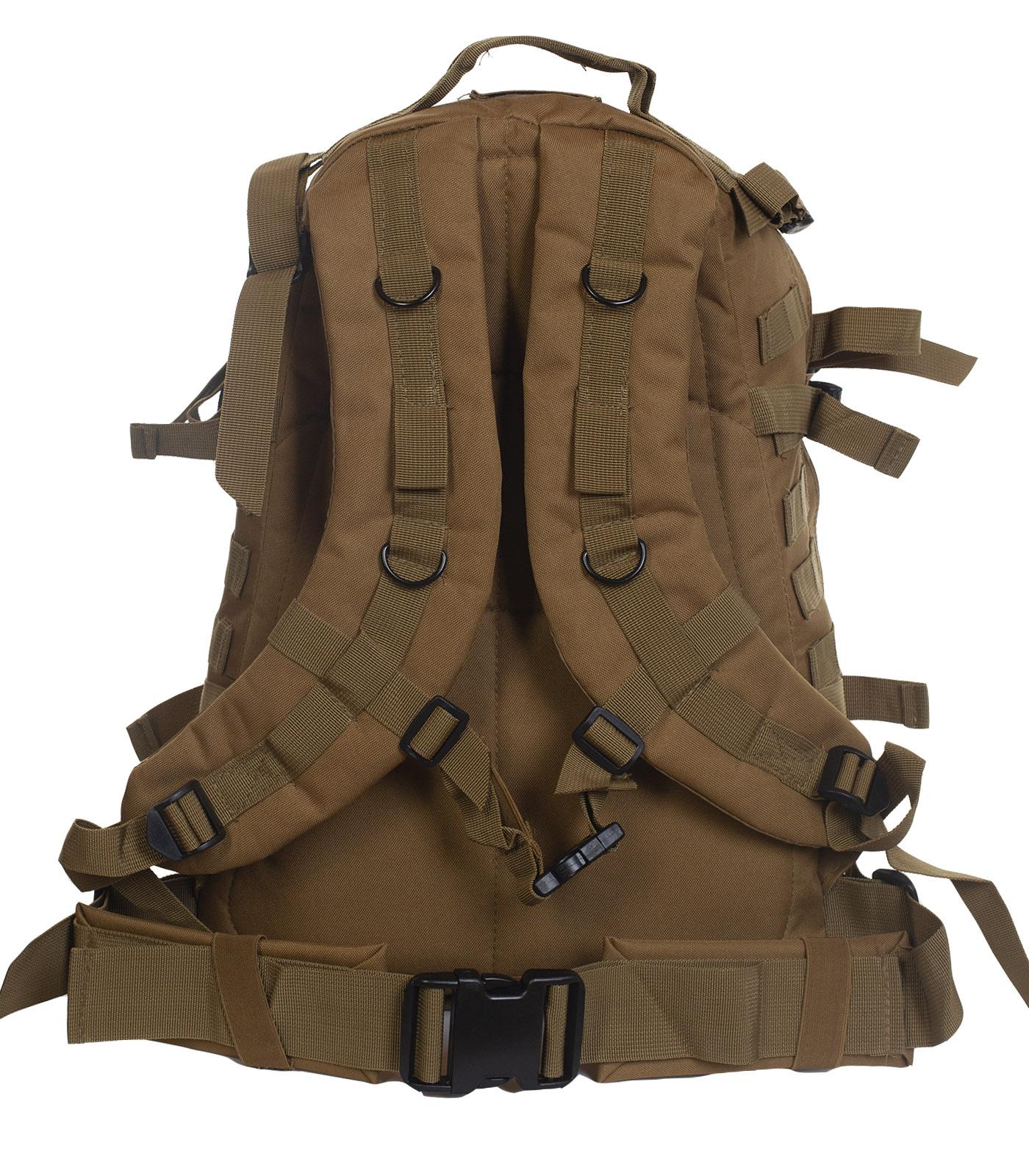 Мужской удобный рюкзак для путешествий -  по выгодной цене