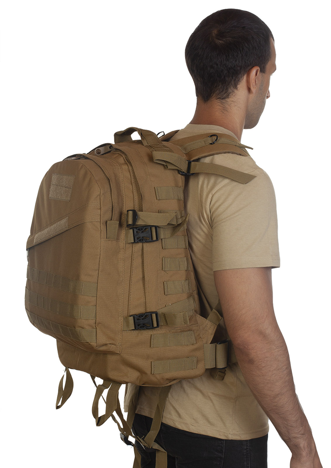 Мужской удобный рюкзак для путешествий - оптом и в розницу