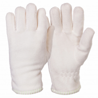 Мягкие флисовые перчатки на зиму.