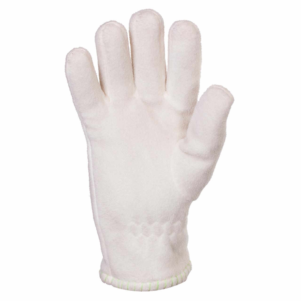 Недорогие перчатки на флисе