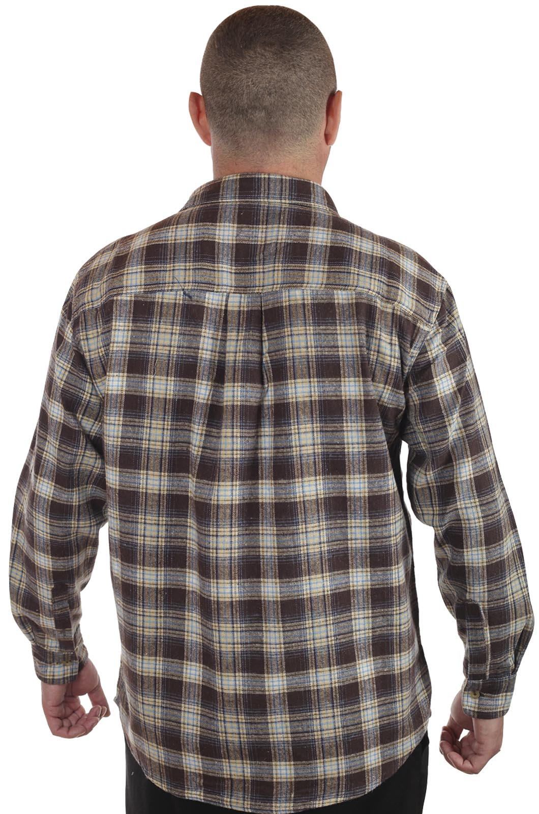 Твой крутой вестерн! Стильная мужская рубашка OLD MILL.
