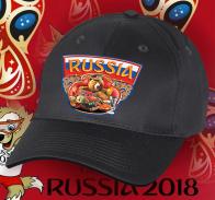 Мужская бейсболка «За Россию»