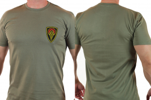 Мужская футболка с изображением Даждьбога