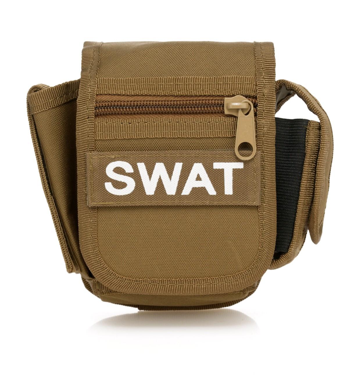 Набедренная военная сумка SWAT по приемлемой цене