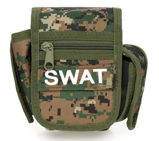 Набедренный подсумок SWAT с креплением на ремень