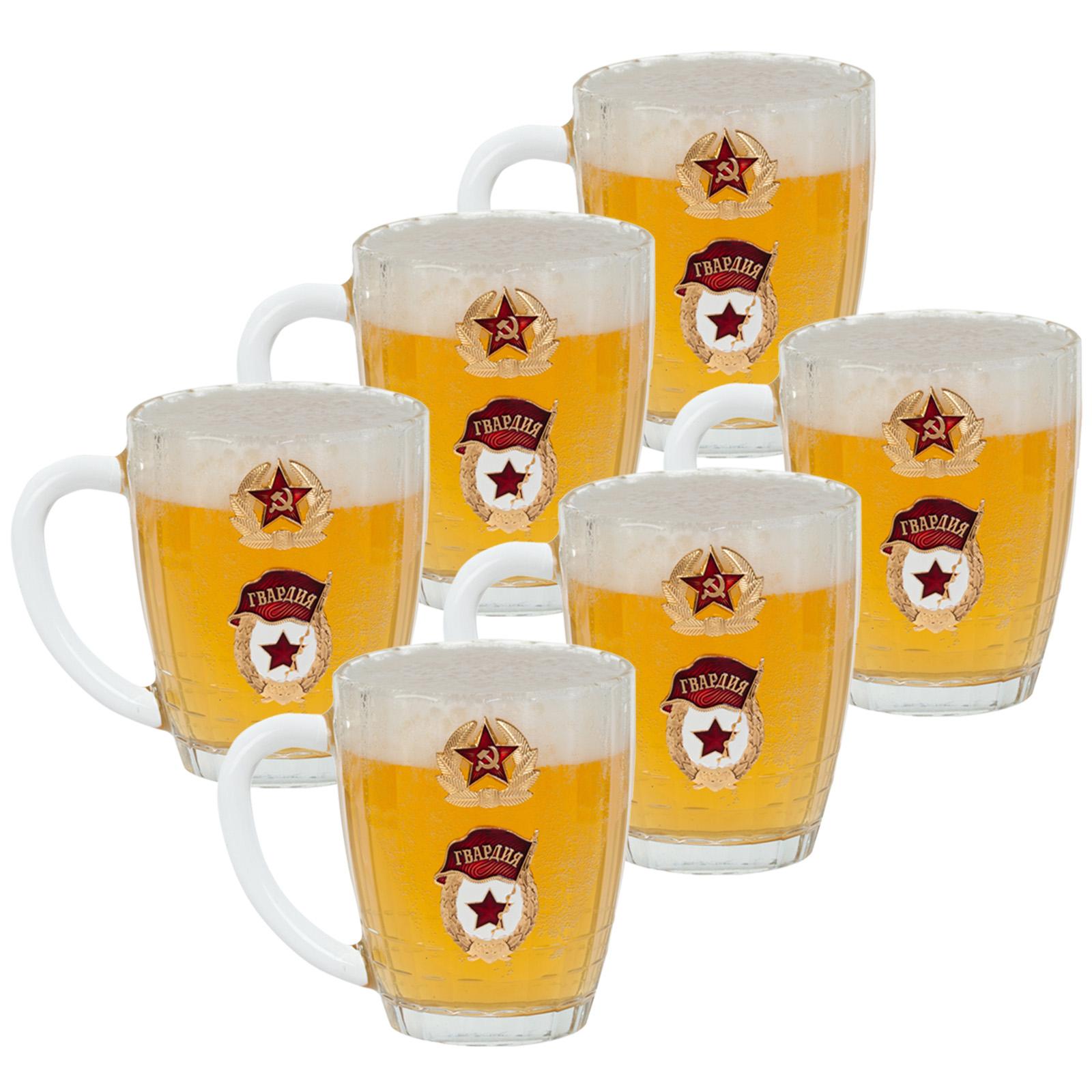 Набор 6 кружек для пива - купить в подарок по лучшей цене