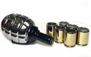 Роскошный набор для крепких напитков Лимонка