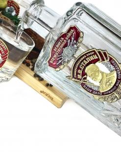 Подарочный алкогольный набор За Родину За Сталина