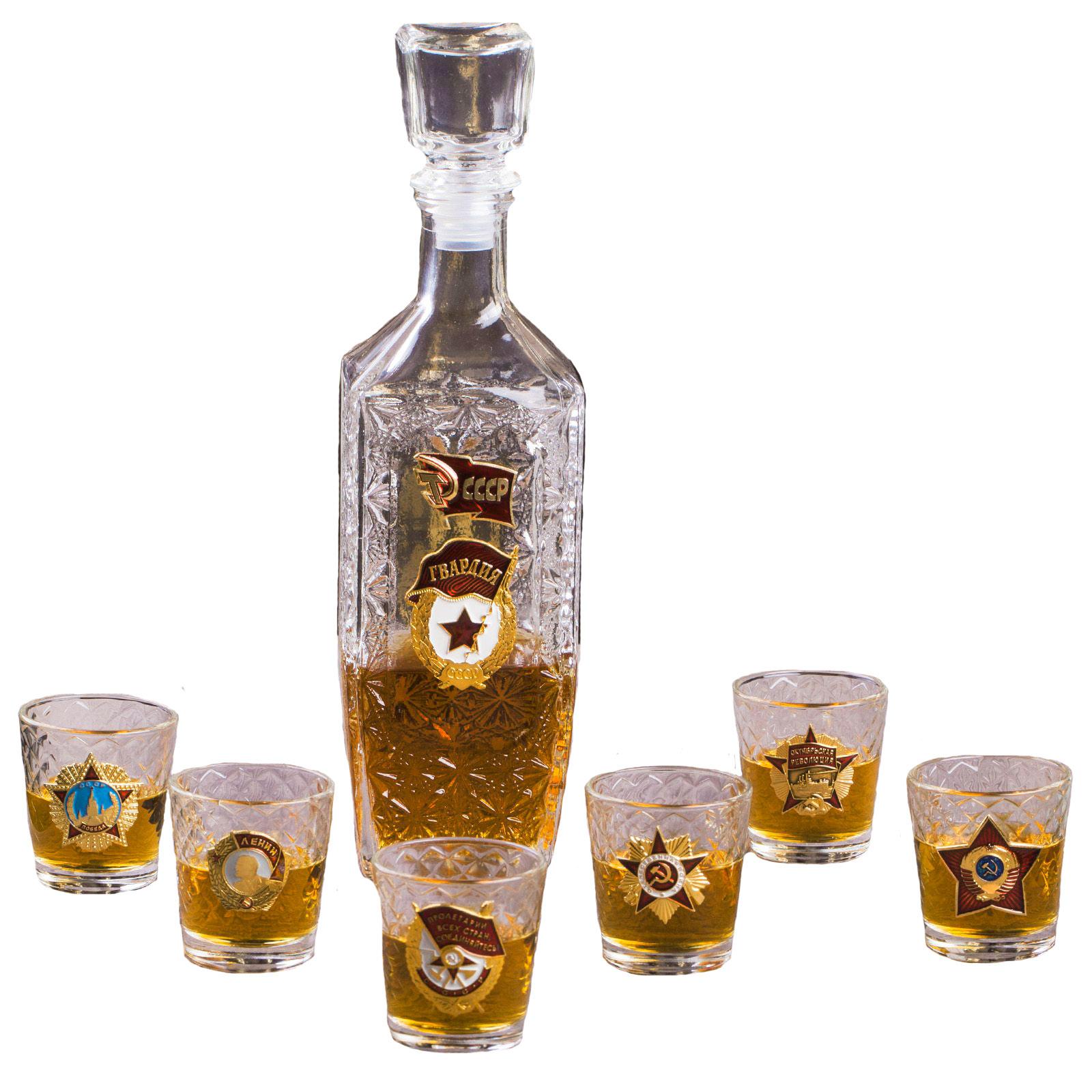 "Набор для водки ""Гвардейский"""