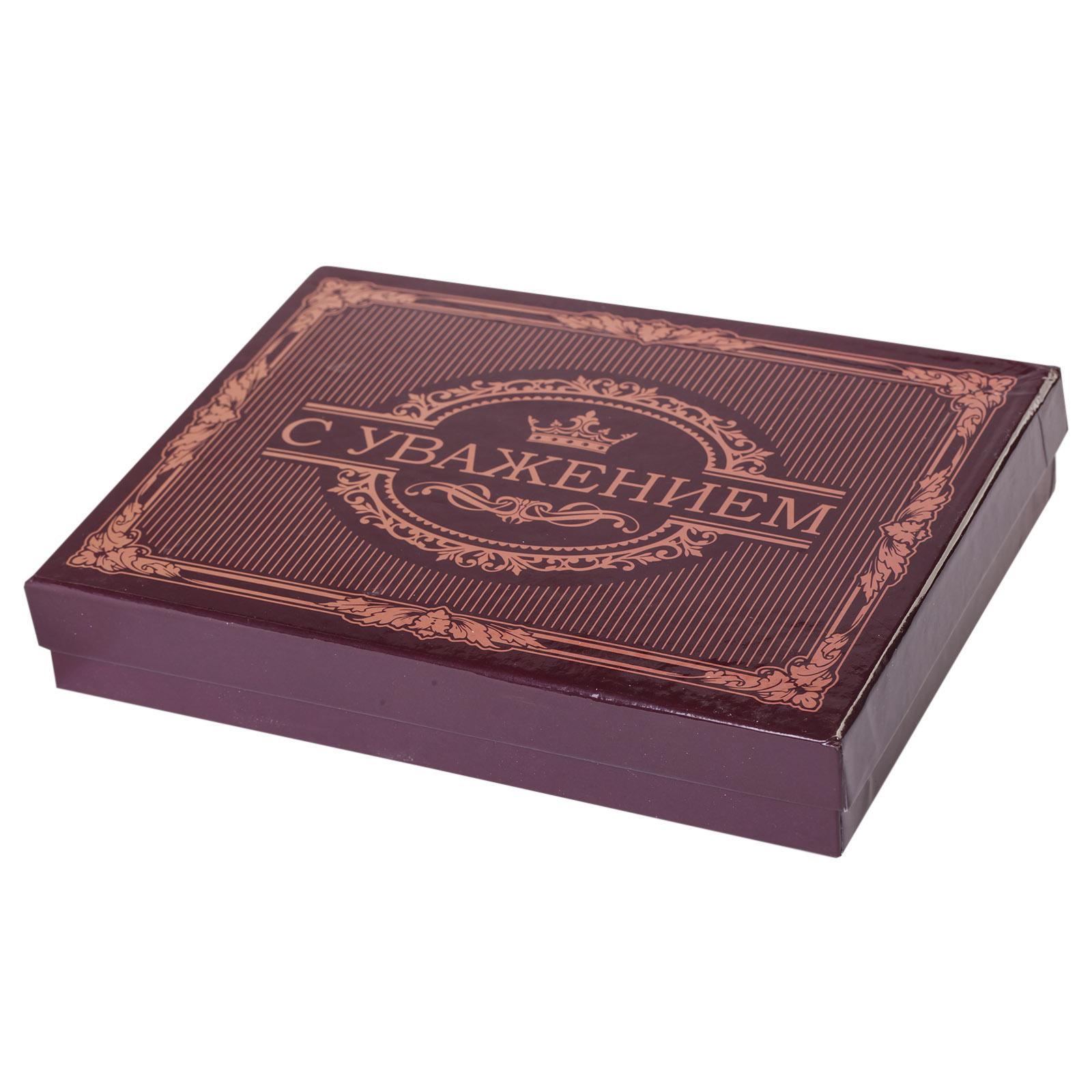 Подарочный набор Охотника: фляга для алкоголя, стопки, воронка.