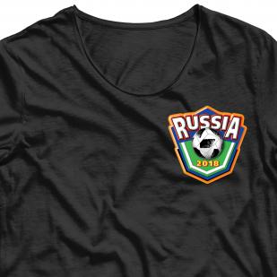 Топовая картинка для сублимации Russia (6,6 х 6,7 см)