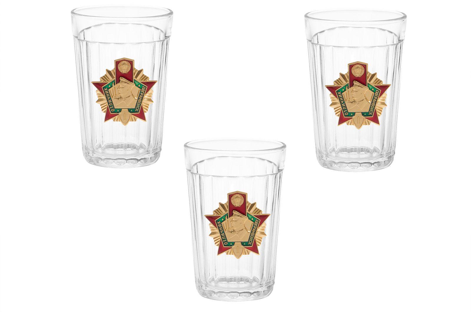"""Набор граненых стаканов """"Бывших не бывает"""" по выгодной цене"""
