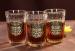 """Набор гранёных стаканов """"За Военную разведку"""" по лучшей цене"""