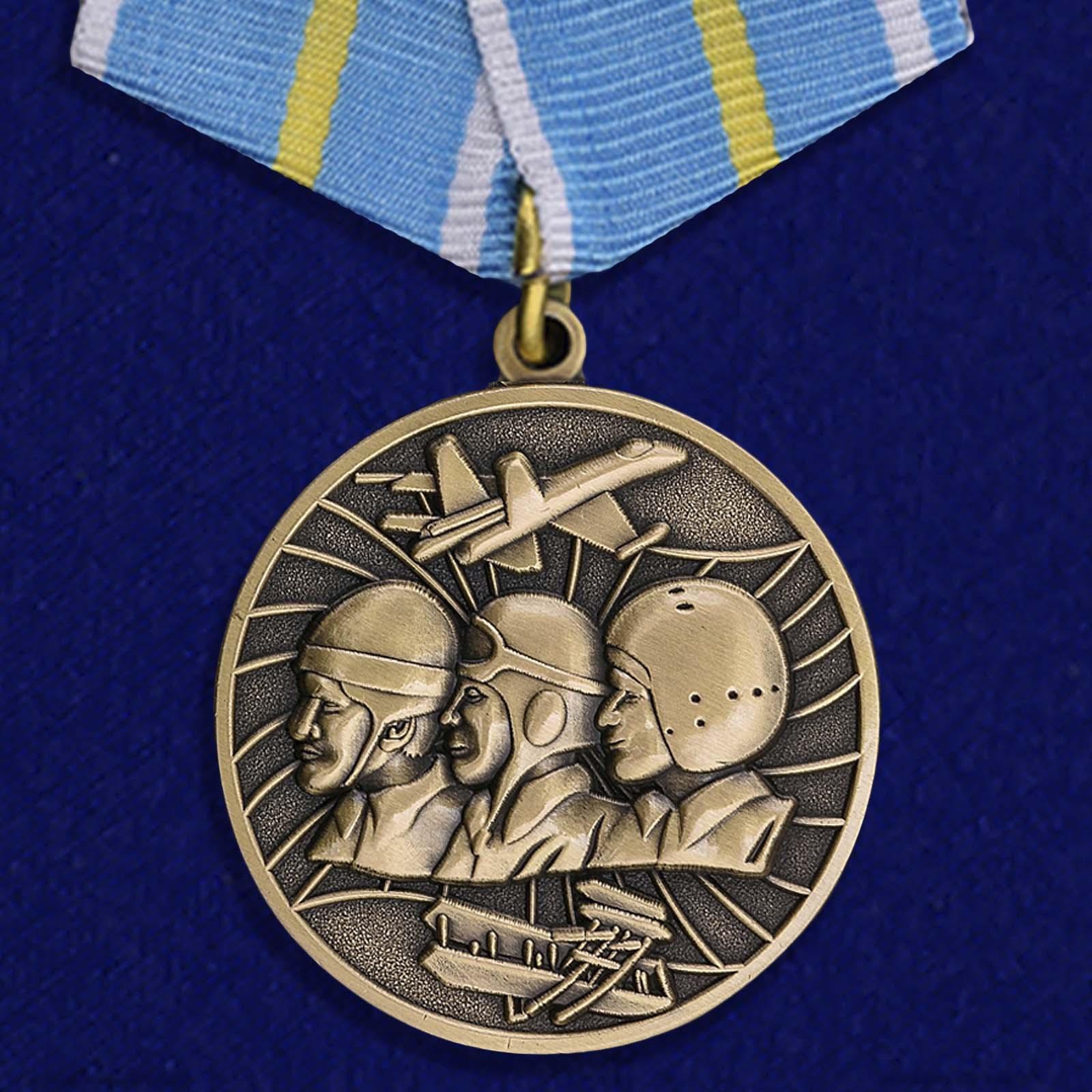 """Медаль """"100 лет Военной авиации России"""" 1912-2012 №170"""