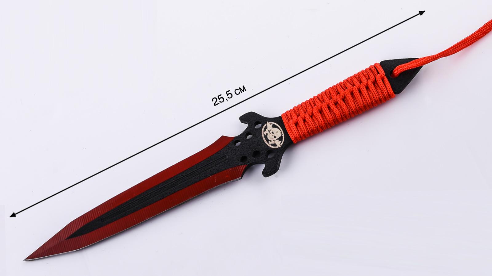 Купить набор метательных ножей