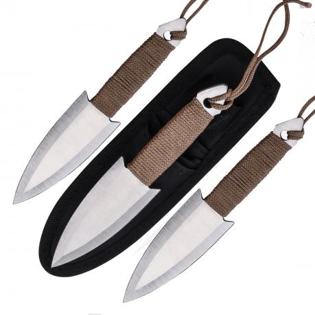 Набор метательных ножей Мастер-К