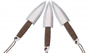 Заказать набор метательных ножей Мастер-К