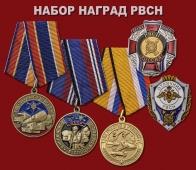 Набор наград РВСН