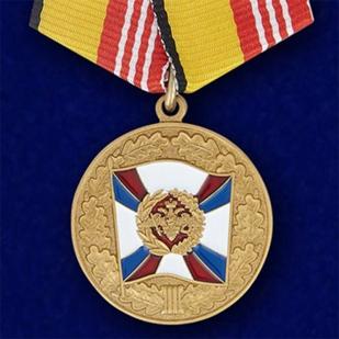 Медаль «За воинскую доблесть» 3 степени
